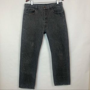Levi's Men's Vintage 501 Jeans Made in USA 38 x 30